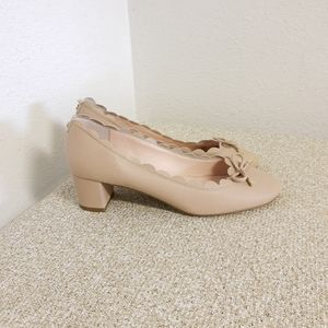 Kate Spade NY Beige Leather Pump